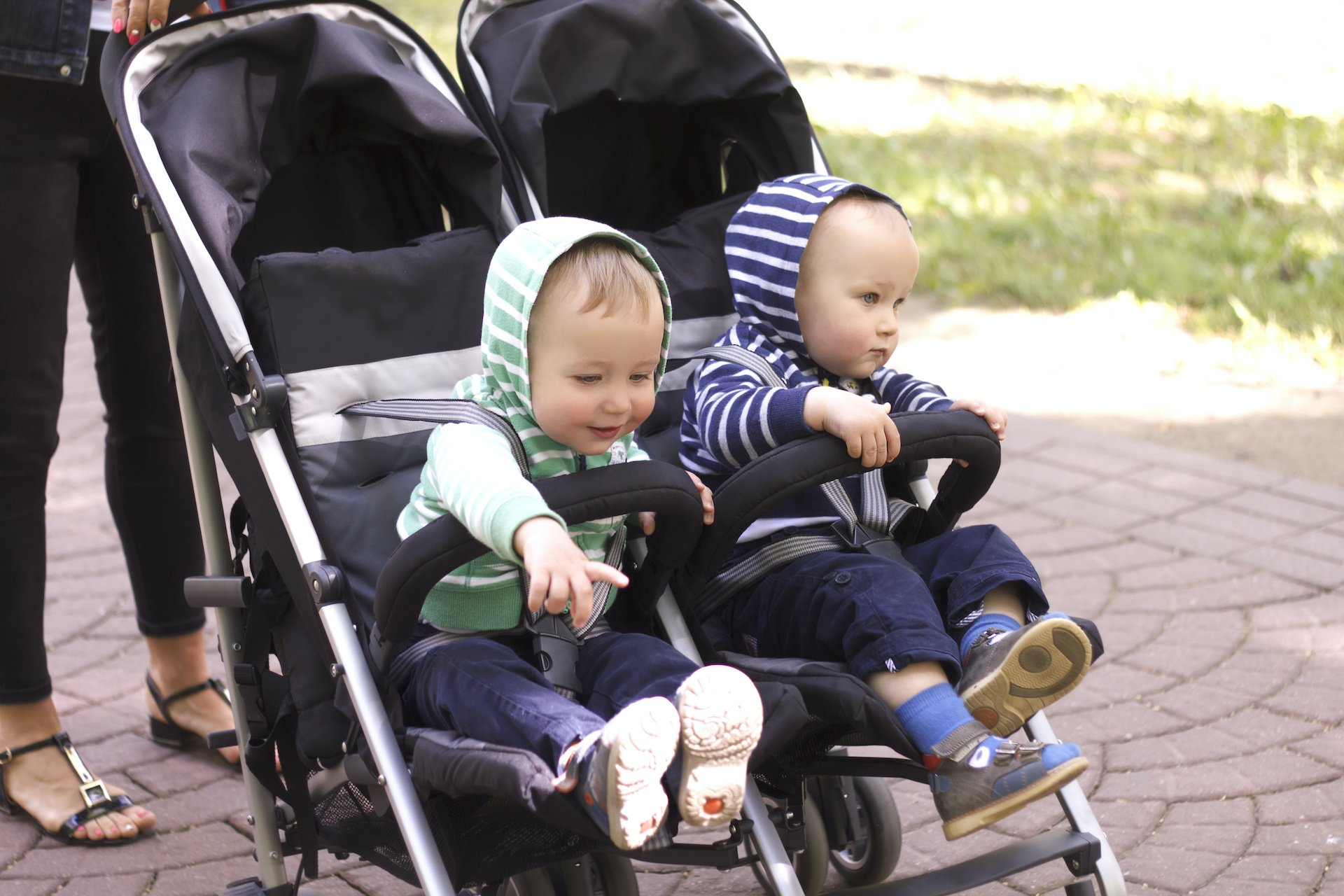 Here Are The 5 Best double strollers for newborn and toddler.